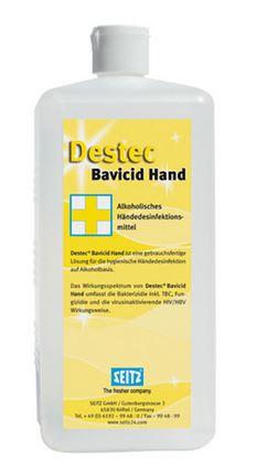 Destec Bavicid Hand 1000 ml